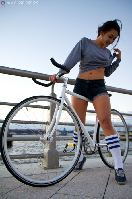Girls Amp Bikes 13 Camp Donuts