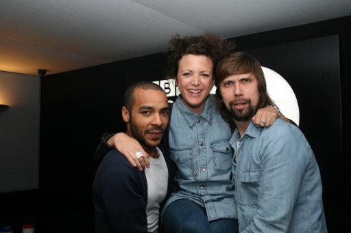 DJ Mehdi , Feadz , Pedro Winter - Ed Banger Ménage-À-Trois